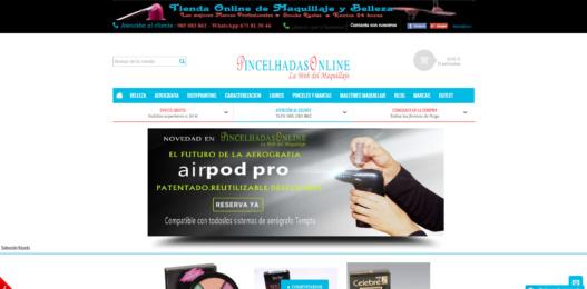 Pincelhadas Online